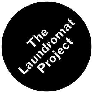 Logo of The Laundromat Project