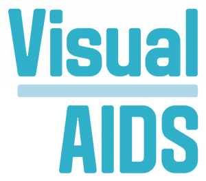 Logo of Visual AIDS organization