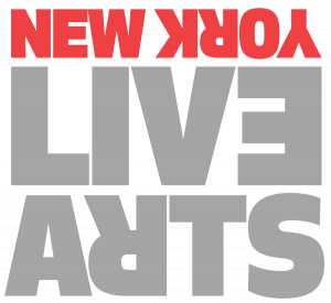 Logo for New York Live Arts