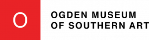Logo of Ogden Museum of Southern Art