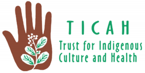 Logo for Trust for Indigenous Culture and Health